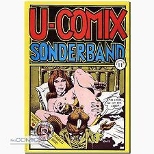 Underground Comix Special Vol 11 Anthology: Sex UPN people Verlag Underground Erotic Funny