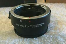Fotodiox Lens Mount Adapter EF-Syn(E) Smart AF Adapter