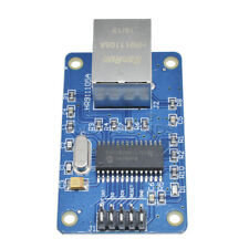 ENC28J60 Ethernet LAN/Network Module 3.3V 25Mhz Crystal for 51 AVR STM32 LPC