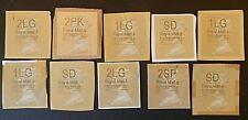 Gb Gold Horizon Machin Labels On Paper- Gh1