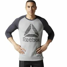Reebok Long Sleeve Casual Shirts & Tops for Men