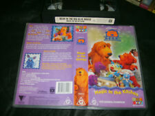 *BEAR IN THE BIG BLUE HOUSE-MAGIC IN THE KITCHEN+PICTURE OF HEALTH* ABC For Kids