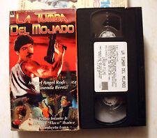 VHS: La Tumba del Mojado: Pedro Infante Jr. Bernabe Melendrez mexican