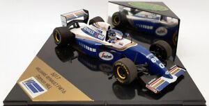 Onyx 1/24 Scale Model Car 5017 - F1 Williams Renault FW16 D.Hill