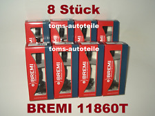 8 Original BREMI Zündspulen 11860T inkl Zündkerzenstecker BMW E39 E38 E31 X5 Z8