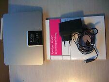 T-Com Speedport W 502 V Typ A/mit Netzteil/T-DSL/WLAN/Online/Internet/Festnetz/