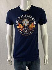 Dave Matthews Band 2018 Virginia Jiffy Lube Live Concert T-shirt Mens Size SMALL