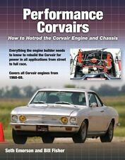 How to Build a Chevy Corvair 140, 145, 155, 158, 164, 176 Performance Engine
