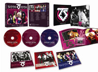 Twisted Sister : Rock 'N' Roll Saviours: The Early Years CD 3 discs (2018)