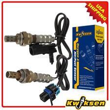 2x Upstream+Downstream Oxygen O2 Sensor For Chevrolet S10 00-03 /GMC Sonoma 2.2L