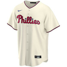 Brand New 2020 Philadelphia Phillies Nike Road Replica Team Jersey New With Tags