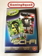 Cyborg Cop & Cyborg Cop 2 DVD, Supplied by Gaming Squad