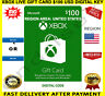 XBOX Live Gift Card $100 USD - XBOX ONE / XBOX 360 🔑 REGION US ✅ FREE P&P 🎮