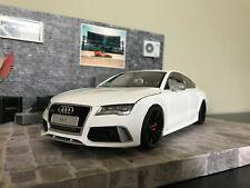 Audi RS7 Sportback Kengfai / J's Models 1:18 Tuning Umbau in OVP