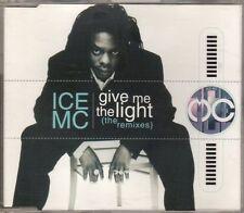 Ice MC - Give Me The Light (The Remixes) - CDM - 1996 - Eurodance 4TR Masterboy