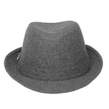 NWT Calvin Klein Basic Grey / Gray Fedora One Size