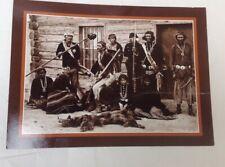 Vintage Postcard Navajo Native American Indians