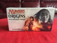Magic The Gathering TCG Origins Deck Builders Tool Kit Game