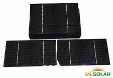 84 WHOLE 3x6 Solar Cell 150 Watts Sharp/Rough Edge NEW! Make DIY 12V Solar Panel
