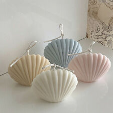 3D Shell Shape Candle Mold Handmade Soap Mould Acrylic Handmade Craft  DIY Tool