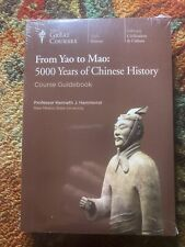 From Yao To Mao: 5000 Years Chinese History - Hammond (6 DVDs + Book) Brand New