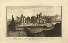 More details for late 1700s engraving