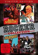 4er Rocker & MOTOCICLISTA BOX EASY WHEELS Rider DVD COLLECTION NUOVO