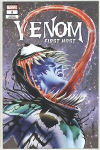 Venom First Host #1 Mike Mayhew TRADE Variant