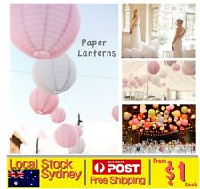 Paper Lanterns for Wedding Party Festival Decoration-Mix and Match Lantern Color