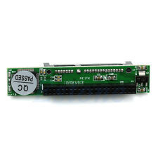 """2.5"""" IDE HDD Drive 44pin Female to 7+15pin Male SATA Adapter Converter Card"""