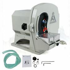 Dental Wet Model Plaster Trimming Machine Dental Trimmer Abrasive Disc Wheel500w