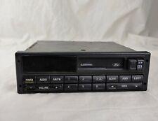 FORD THUNDERBIRD: Radio AM FM Cassette 1994 1995 1996