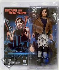 """SNAKE PLISSKEN Escape from New York Retro Style 8"""" inch Clothed Figure Neca 2015"""