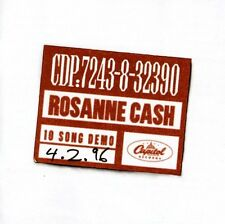 Rosanne Cash - 10 Song Demo [New CD] Manufactured On Demand