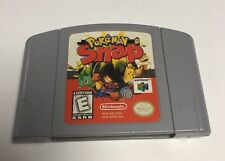 Pokemon Snap (Nintendo 64, 1999) N64 Clean Tested Working