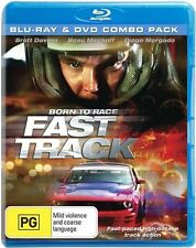 Born to Race: Fast Track (Combo) NEW B Region Blu Ray