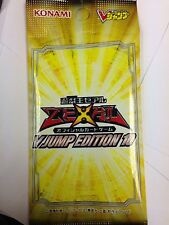 Yugioh Japanese V Jump Edition VE10 Sealed Pack