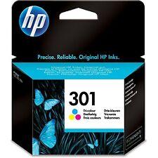 Nouveau cartouche d'encre d'origine HP 301 Tricolore (CH562EE-NP) Deskjet 3055A