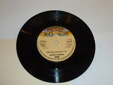 "DONNA SUMMER - On The Radio - 1979 UK 7"" vinyl single"