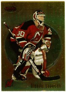 1998-99 Bowman's Best MARTIN BRODEUR (ex-mt) New Jersey Devils