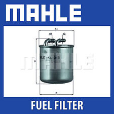 MAHLE Filtro carburante KL313 (MERCEDES A, B, C, E CLASSE)