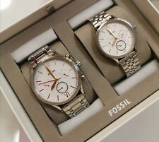 Authentic Fossil Couples Watch