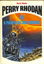 "[835] PERRY RHODAN ed. Edinational 1978 n.   16 Mahr ""Il pianeta del sole morent"