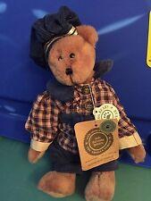 Boyds Bears Retired Herbert Henry Jodibear