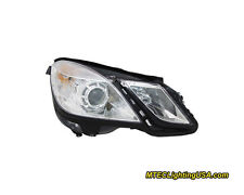 TYC Right Side Halogen Headlight Assembly for Mercedes Benz E Class 2010-2014