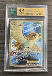 Pokemon Card XY Evolutions 104/108 Pidgeot EX Full Art Rare Ultra MNT 9.5💥💥💥