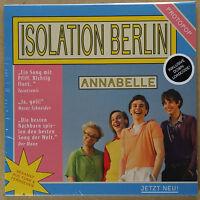 "ISOLATION BERLIN - Annabelle / Swantje ***7""-Vinyl***NEW***sealed**"