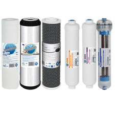 Replacement Filters for 7 Stage Reverse Osmosis