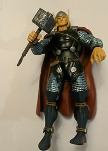 "Marvel Legends Thor - Terrax BAF Series - loose 6"" 2012 Hasbro"