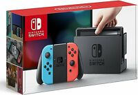 Nintendo Switch - 32GB Console with Neon Red/Neon Blue Joy-Con